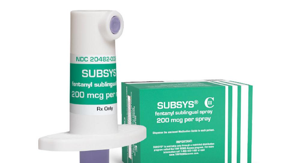 Fentanyl Oral Spray Lawsuit