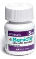 benicar side effects