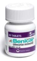 benicar side effects