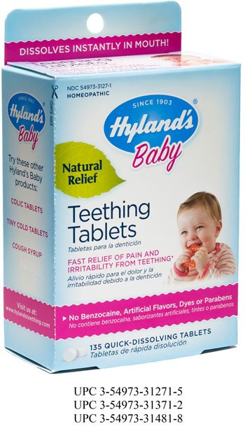 Teething Tablet Lawsuit