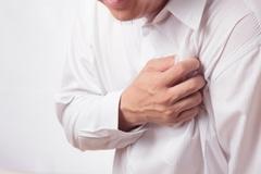 xolair heart attack